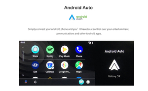 "Image 5 - 8.8 ""Draadloze Apple Carplay Android Auto Multimedia Head Unit Voor Bmw Serie 1 2 F20 F21 2013 2017"