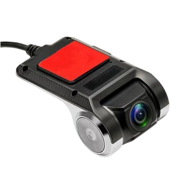 USB car dvr 1080P wifi hidden dash cam ADAS intelligent auxiliary system for android USB car camera 5