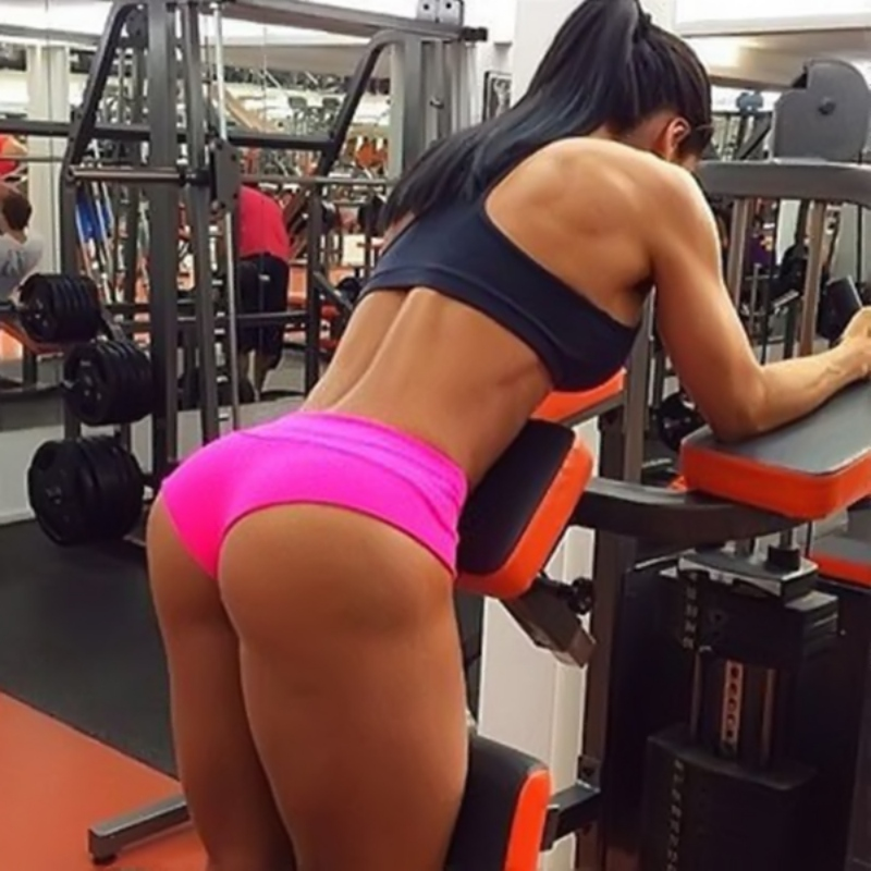 Summer Sports Fitness Shorts Gym Yoga Tights Running Exercise Shorts Sexy Women Fitness Shorts S-XL Droppingship