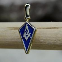 Masonic Lapel Pins Badge Mason Freemason  Miniature Trowel Zinc alloy material  exquisite souvenirs  gifts