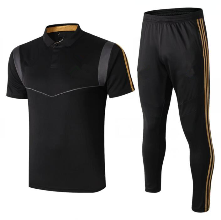 Lapel Custom Advertising Men Corporate Culture Shirt Printing Class Service New Short Sleeve Work Clothes