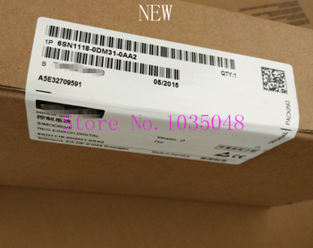 1PC  6SN1118-0DM31-0AA2   6SN1 118-0DM31-0AA2   New and Original Priority use of DHL delivery #04