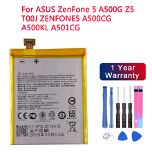 2100Mah C11P1324 Batterij Voor Asus Zenfone 5 A500G Z5 T00J ZENFONE5 A500CG A500KL A501CG Batterijen