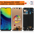 6.4 AMOLED For Samsung galaxy A50 LCD Display A505F/DS A505F A505FD A505G SM-A505F LCD Touch Screen Digitizer Replacement Part