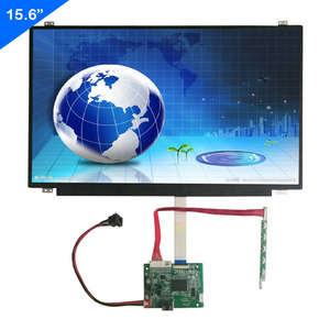 15.6 Inch Ips Laptop Scherm Edp 30 Pins 1920*1080 Lcd Led Display Met Control Board Ondersteuning Hdmi Vga input Interface(China)