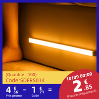 Plutus-Quinn Led Night Light Motion Sensor Draadloze Usb Oplaadbare 20 30 40 50Cm Night Lamp Voor Keuken kast Kledingkast Lamp