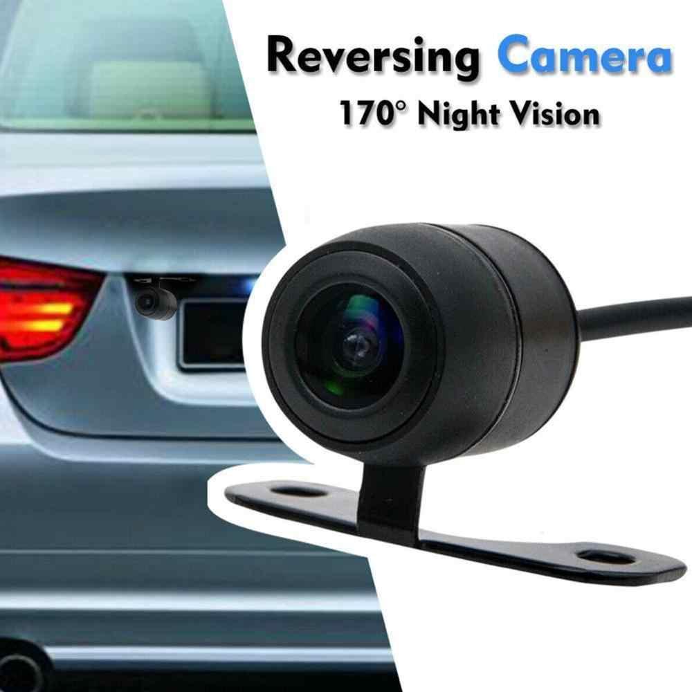 2019 Chất Lượng Cao Mới Camera Quan Sát Phía Sau 4 Led Nhìn Đêm Đảo Chiều Tự Động Bãi Đậu Xe Màn Hình CCD Chống Nước 170 Độ video HD