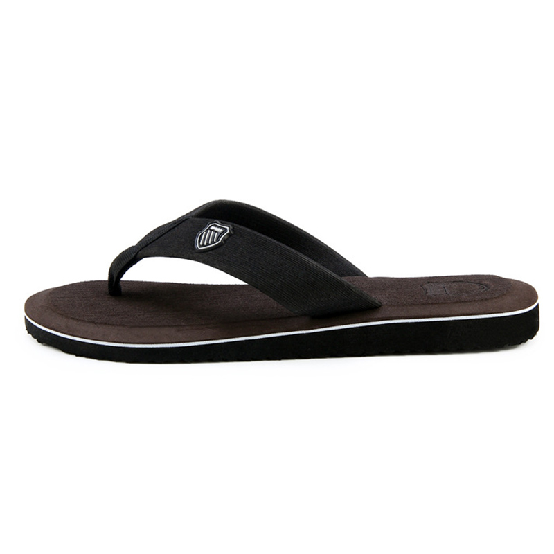 2021 New Arrival Summer Men Flip Flops High Quality Beach Sandals Anti-slip Zapatos Hombre Casual Shoes Wholesale A10 6