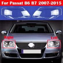 Для volkswagen passat b6 b7 2007 2015 автомобиля спереди головной