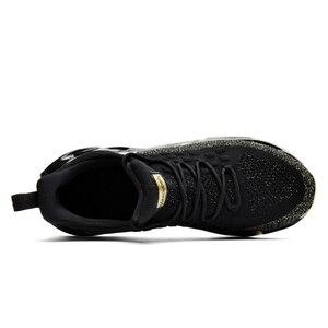 Image 2 - TaoBo גברים גודל 47 46 להב נעלי ריצה ריפוד סניקרס חיצוני נשימת נעלי ספורט מקצועי אימון נעלי Zapatills