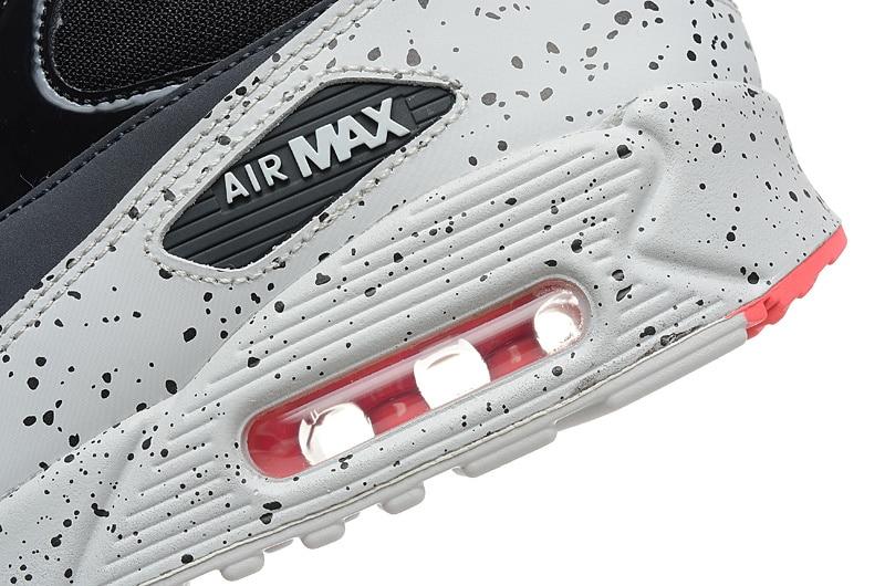 Retro NIKE AIR MAX 90 Slide Women's Running Shoes Original NIKE AIR MAX 90 Men Sneakers Footwear 5
