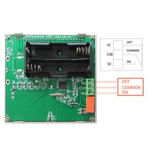 Image 5 - BOT 313W Programmierbare Batterie Power Zimmer Digitaler Thermostat für Gas Kessel Heizung Temperatur Control Wand Thermostat