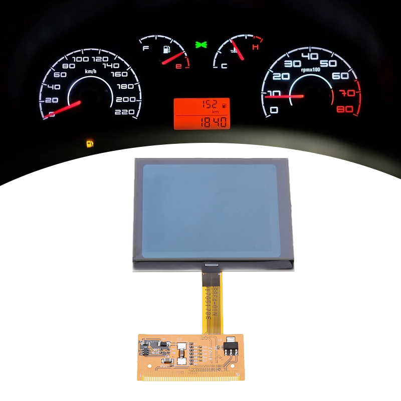 1 Piece Car LCD Cluster Display Screen Instrument Panel Repair Gauges Speedometer For Audi  S3 8L TT 8N A6 C5 4B Series 65x45mm|Instrument Clusters|Automobiles & Motorcycles - title=