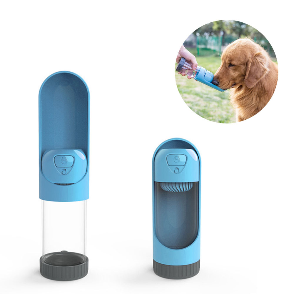 Pet Accessories For Portable Dog Water Bottle Pet Product Travel Drinking Bowl For Small Large Dogs Outdoor Pet Water Dispenser