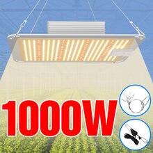 Светодиодный растения Лампа 220v растут светильник светодиодный