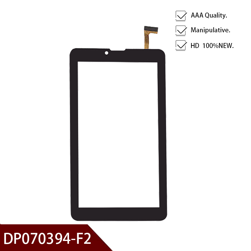 Original New 7'' inch Touch screen For <font><b>Dexp</b></font> <font><b>Ursus</b></font> <font><b>S270</b></font> 3G Tablet Touch Panel digitizer Glass Sensor Replacement Part DP070394-F2 image