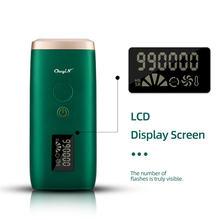 Ckeyin 990000 мигает ipl лазерный инструмент для удаления волос