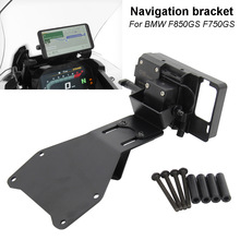 Bracket Support-Holder Phone F850 Gs Bmw F750gs for F850gs-navigation-stand-holder/Phone/Mobile-phone/..