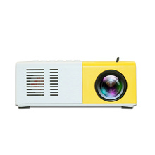 J9 Mini Projector HD 1080P Mini Home Projector For AV USB Micro SD Card USB Portable Pocket Beamer PK YG 300