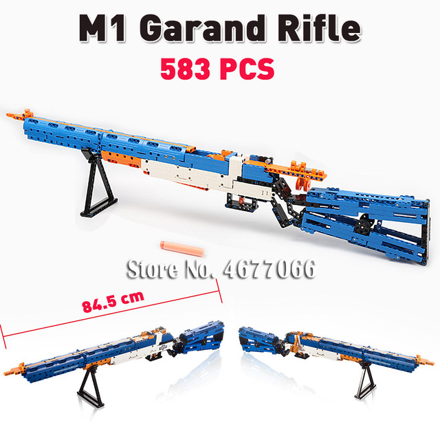 M1 Rifle - 583 PCS