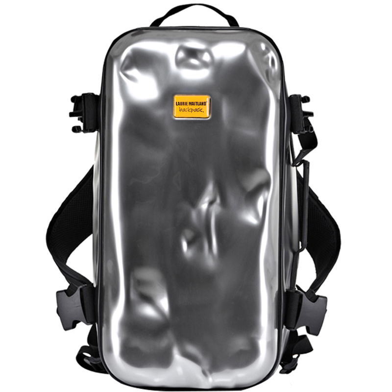 Mochila para hombre bolsa de daños por golpes de diseño de alta gama tendencia ins de corta distancia de viaje de entrenamiento deportivo de fitness mochila de viaje - 5