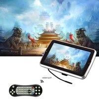 10.1 inch Ultra thin HD 720P Digital TFT Screen Ultra thin Design Car Headrest DVD Player X10D 806D 606D Multimedia Player