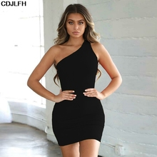 Robe Sexy Club Dresses Summer Solid Color Backless Spaghetti Straps Nightclub