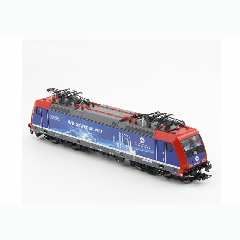Electric Locomotive Model 59141 Br482 The Sixth Generation Electric Locomotive Gift Of Germany Tramcar