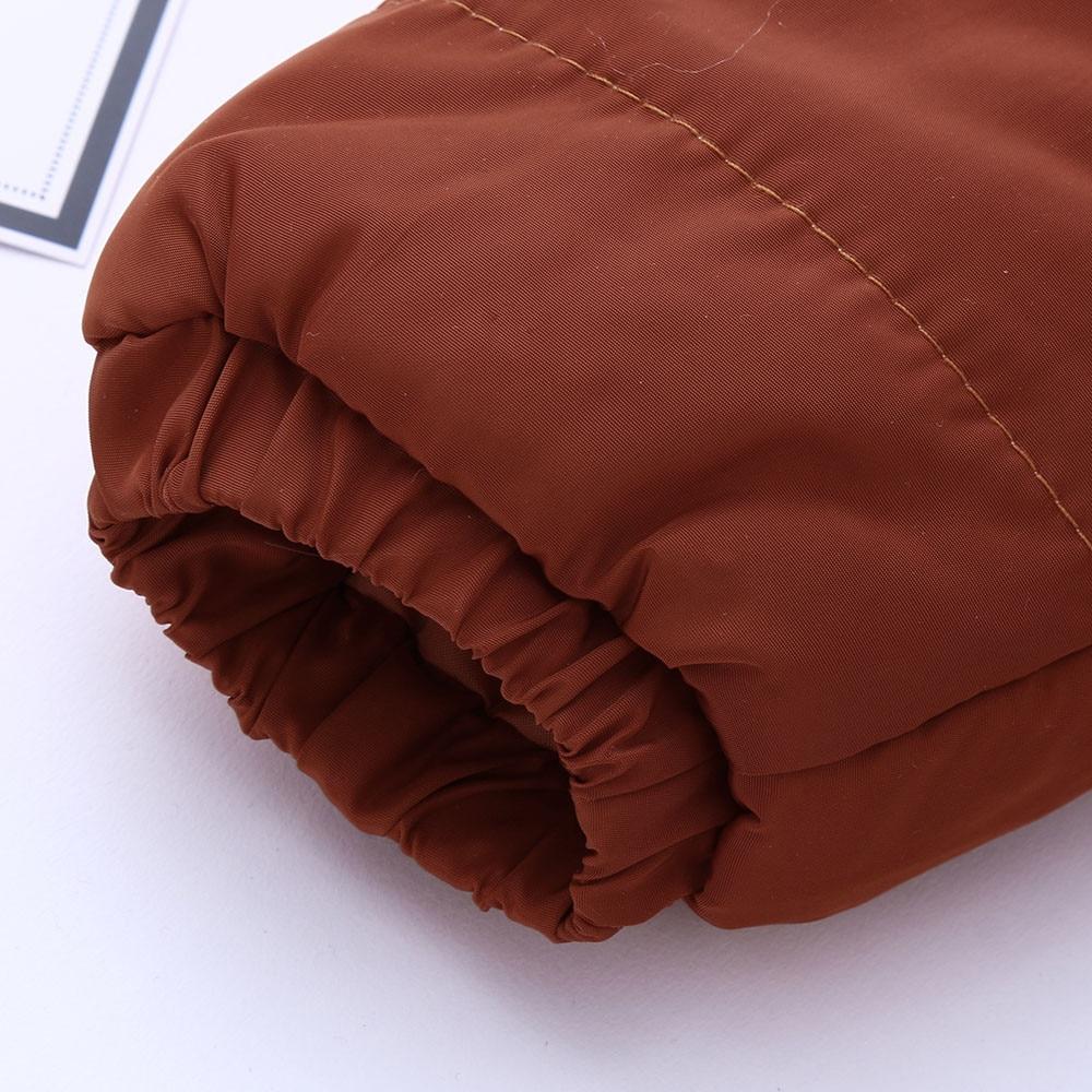 Baby Down Jas Jumpsuit Winter Pasgeboren Baby Jas Winter Fashion Solid Dikke Hooded Warme Romper Winter Warm Bodysuit 4