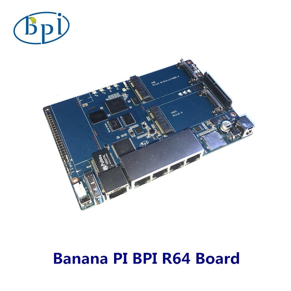 Новое поступление, банан PI BPI R64 MT 7622, маршрутизатор Opensource