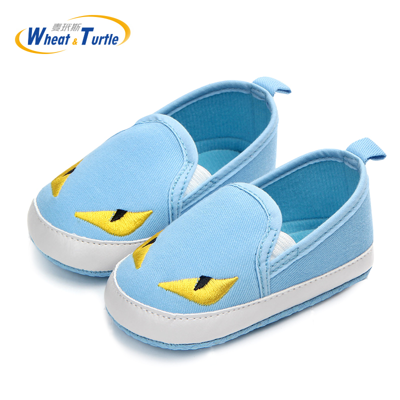Mother Kids Baby Shoes First Walkers Spring Baby Moccasins Infant Anti-slip Soft Soled Newborn 0-24 Embroidery Slip-on Sneakers