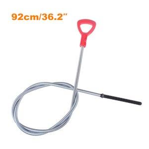 92cm Automatic Transmission Fluid Level Dipstick Oil Gearbox Measure Level Tool For Mercedes W163 W168 W203 W208 W210 W211 W220