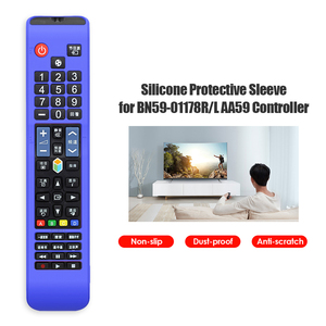 Image 5 - Siliconen Afstandsbediening Case Beschermende Covers Afstandsbediening Cover Case Bescherming Voor Samsung BN59 01178R/L AA59