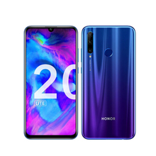 Global version Honor 20 lite mobile Phone 6.21