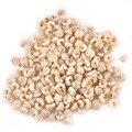 100 шт., мини спиральные разноцветные ракушки для аквариума