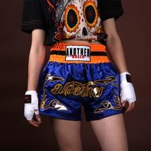 Men Women Boxing Sports Shorts Cheap Breathable Fitness Pants Mma Muaythai Jujitsu Trousers Fight Cut Crossfit Clothing