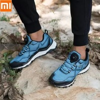Xiaomi FREETIE men knob strap Outdoor Sports trail running shoes High elastic cushioning Jogging Walking Footwear Sneakers