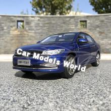 Литая модель автомобиля для следующего поколения Bora 1:18 (синий) + маленький подарок!