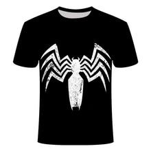 Compression Shirt Venom Running Short-Sleeved Casual Fitness Slim Outdoor Men's