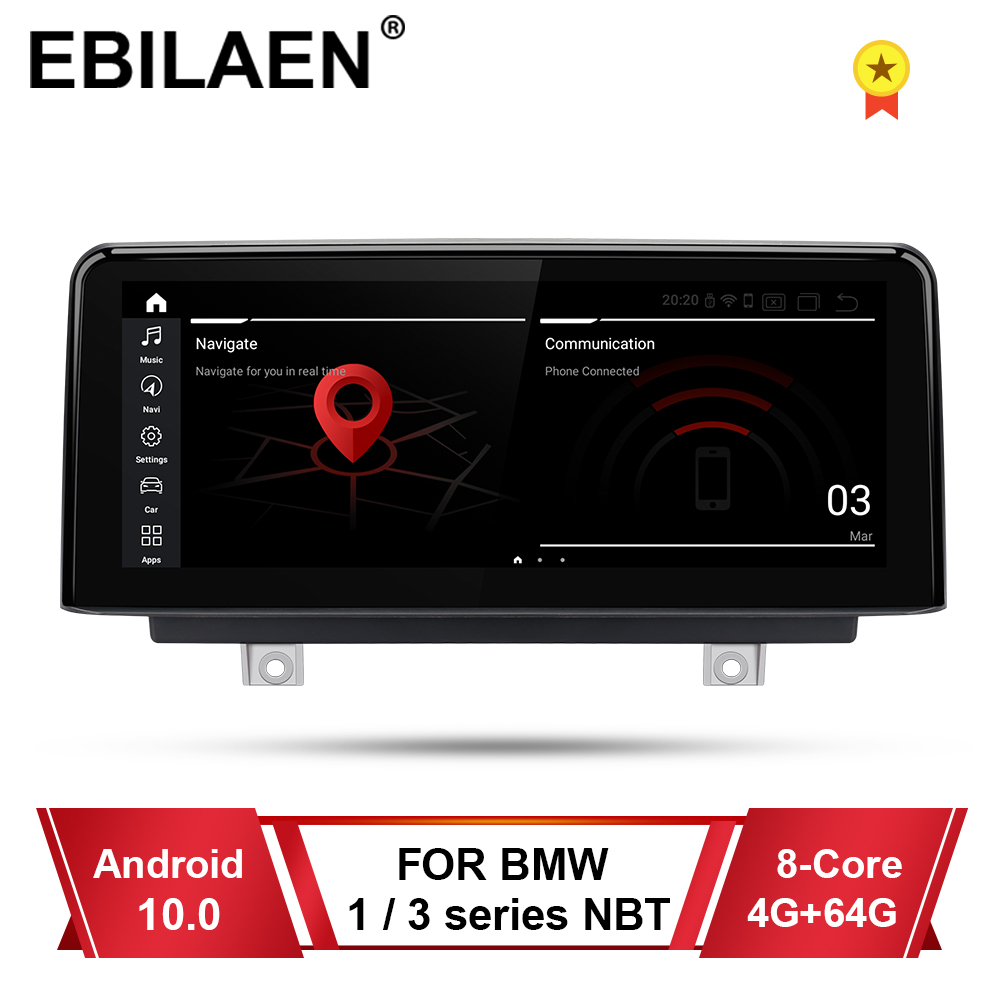 <font><b>Android</b></font> 10.0 Car Multimedia Player For <font><b>BMW</b></font> F20 F21 <font><b>F30</b></font> F31 F32 F33 F34 F36 NBT System Unit Autoradio Navigation GPS 4G IPS image