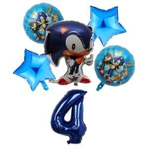 6 шт./компл. звуковые фольгированные шары, 30 дюймов, цифры 1 9, фольгированные шары, надувной шар для дня рождения, детский праздник, декоративный шар|Воздушные шары и аксессуары|   | АлиЭкспресс