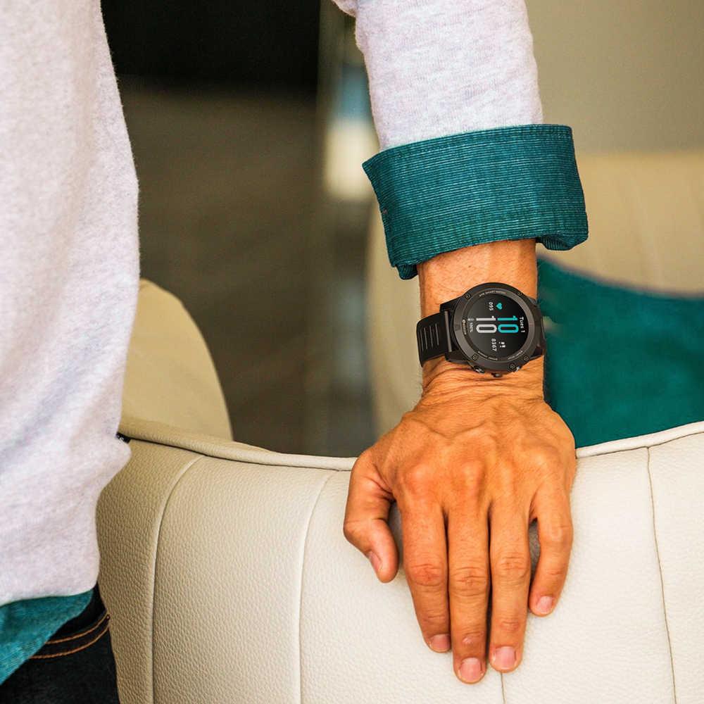 جديد 2020 Zeblaze VIBE 3 لتحديد المواقع Smartwatch معدل ضربات القلب وسائط رياضية متعددة مقاوم للماء/أفضل عمر البطارية ساعة بـ GPS لنظام أندرويد/IOS