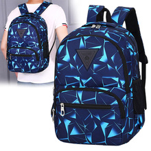 Hot Student Backpack Nylon Waterproof Large College School Bag Light Weight Business Computer Laptop