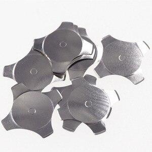 Image 3 - 12,0 мм металлический купольный переключатель крестообразной формы, защелкивающийся купол Rohs 250 G Force