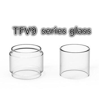 5pcs Original YUHETEC Glass Tube for SMOK TFV9 TANK Standard edition / U.S.Edition EU Edition 2ml