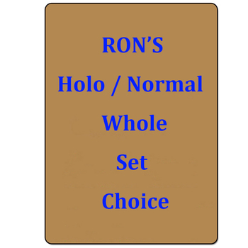 RONS HOLO and Normal Preset magical Black core Proxy paper cards Choice, HOLO/Normal Magic cards, Power9,Dual/Fetch/Shock Lands