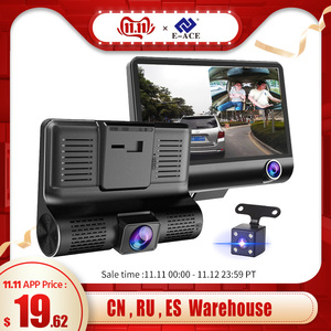E-ACE Car Dvr 3 Camera Lens 4.