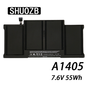 A1405 Laptop Battery for Apple Macbook Air 13