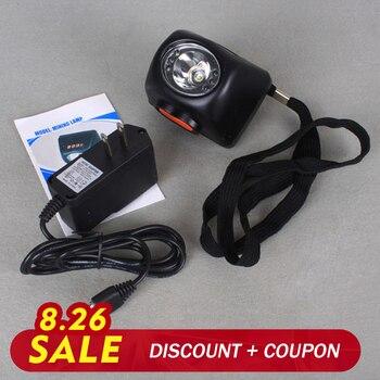Kohree Lcd ディスプレイ CREE 3 ワット LED ヘッドライトランプコードレス懐中電灯安全リチウムイオン電池充電式マイナーキャップライト KL4.5LM