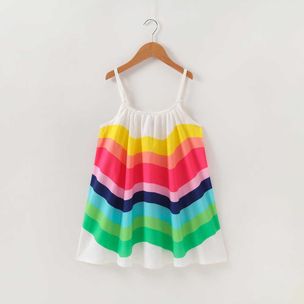 2020 新デザインの女の子子供女ためイースタードレス夏のウェディングパーティー a ラインプリンセスドレス